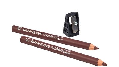 "<a href=""https://www.priceline.com.au/covergirl-brow-and-eyemakers-pencil-1-7-g"" target=""_blank"">COVERGIRL Brow & Eyemaker, $9.95.</a><br /> This dual-use cosmetic pencil can be used to shape and define brows AND used as an eyeliner. A time-saving two-fer!"