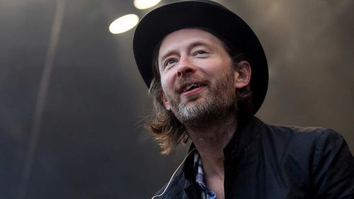 Radiohead singer Thom Yorke makes millions from torrenting site