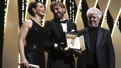 Cannes Film Festival: Swedish satire The Square wins top prize Palme d'Or