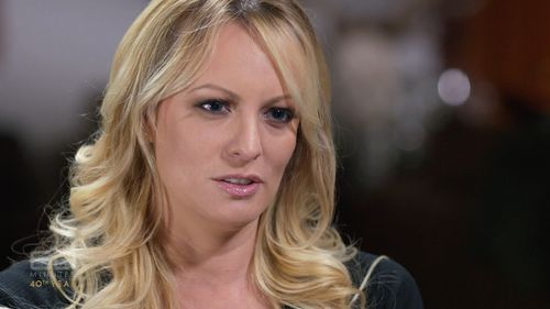 "Stormy Daniels changed her name from Stephanie at age 17, taking refuge at local strip bar ""Cinnamons"" which would become her happy place."