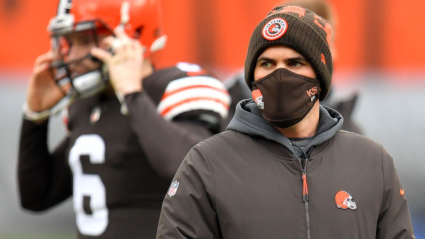 Cleveland Browns ravaged by COVID-19 after notching drought-breaking playoff berth