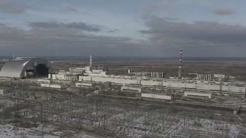 Vodka produced from ingredients grown within Chernobyl nuclear disaster exclusion zone