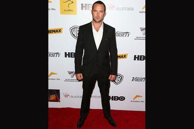 <i>Animal Kingdom</i> actor Sullivan Stapleton was also a Breakthrough Award winner at the AIF's.