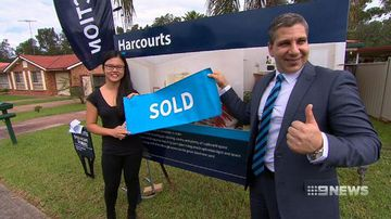 VIDEO: New Sydney housing development specially reserved for first home buyers