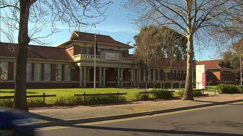A woman, aged in her 20s, was at Thebarton College in Adelaide during a period of time she was infectious, but was only tested for coronavirus on Friday. (9News)