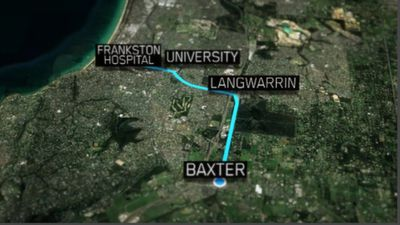 Frankston line extension plans a step closer