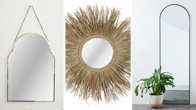 Mirrors under $100 to refresh any room in your home