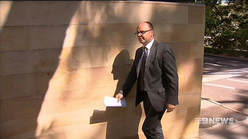 Urban will face court in October and police say the maximum penalty is seven years imprisonment.