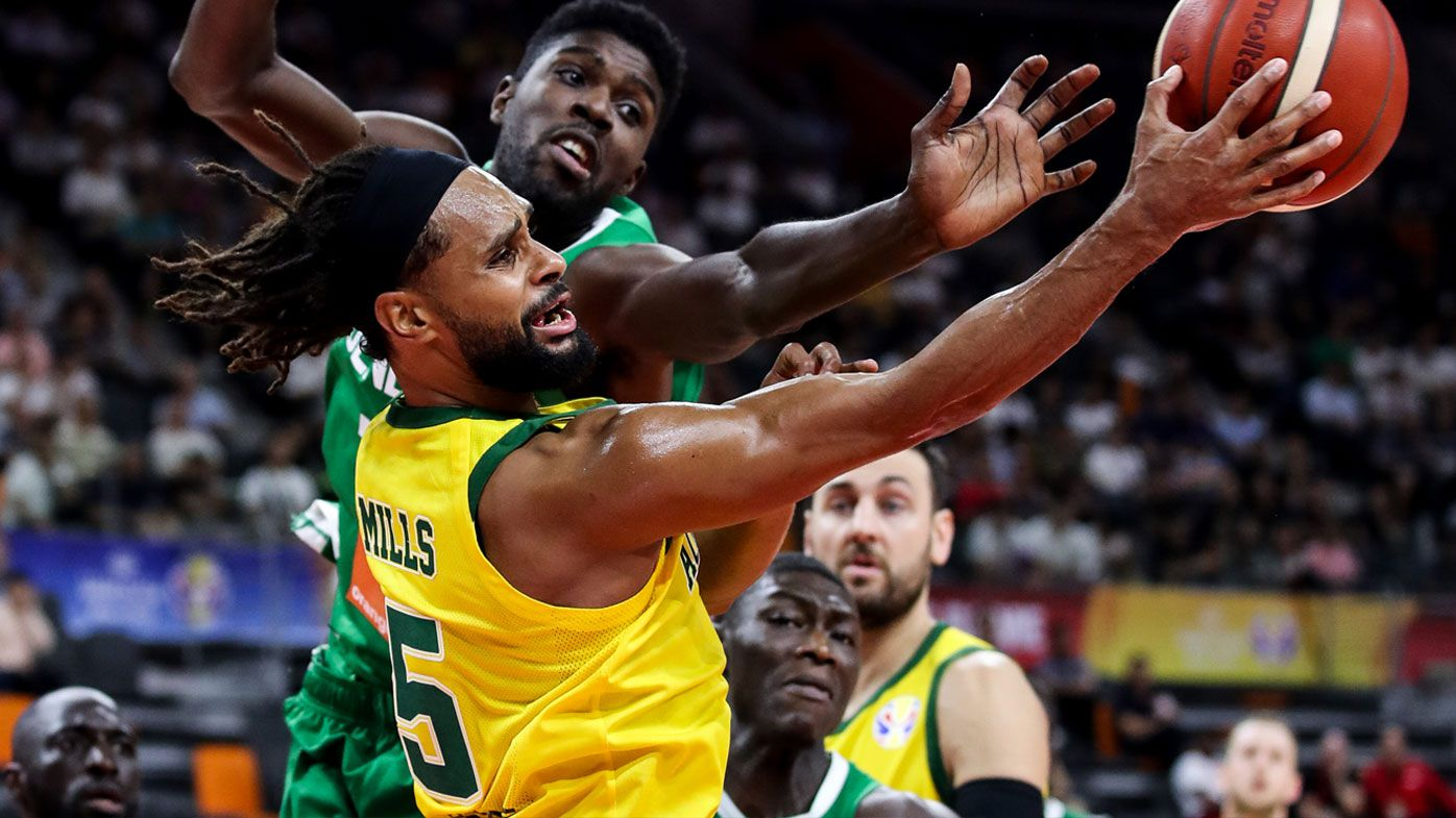 Boomers defeat Senegal