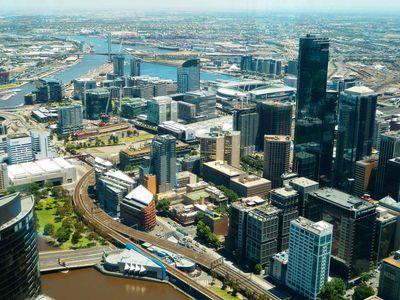 3. Melbourne, Victoria