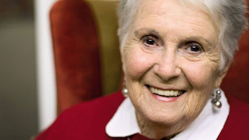 Margaret Fulton has died at the age of 94.
