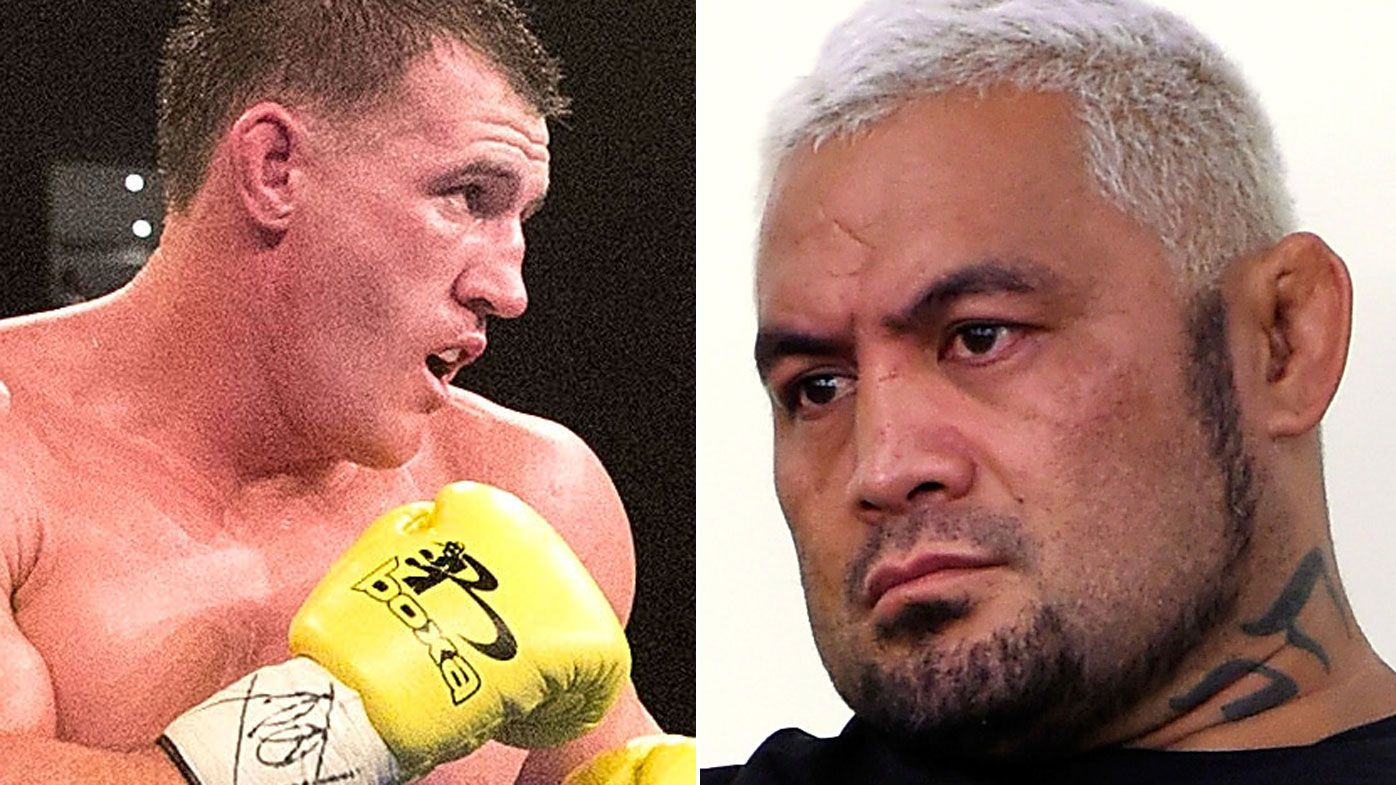 EXCLUSIVE: Paul Gallen's sparring partner struggle in fight against UFC icon Mark Hunt