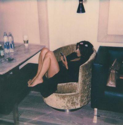 """Let the glam begin... Happy Met Monday,"" Kim Kardashian captioned her post"