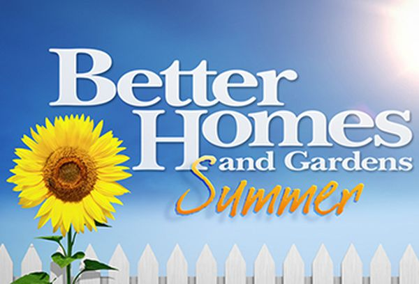Better homes and gardens summer tv show australian tv Better homes and gardens au