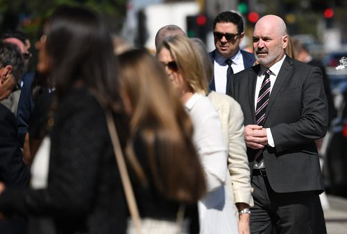 Danny Frawley: AFL legend, loving husband and father and country boy farewelled