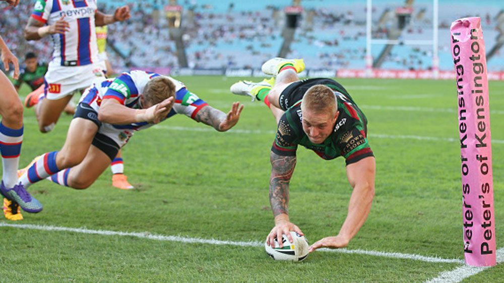 Souths smash Knights in the NRL