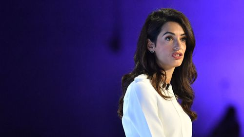 Amal Clooney has criticised the police raids on Australian media outlets and journalists.
