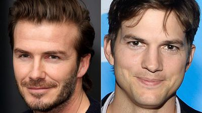 <p>While Ashton Kutcher and David Beckham's straight and masculine eyebrows are the most beautiful. </p><p></p>