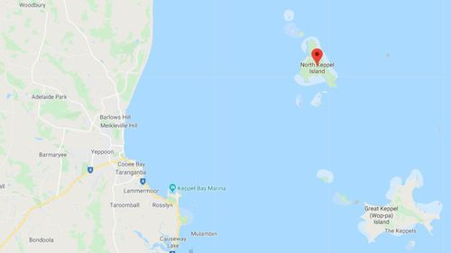 Search underway for man missing in water off Yeppoon
