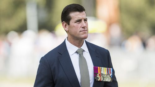 Ben Roberts-Smith is Australia's most decorated soldier.