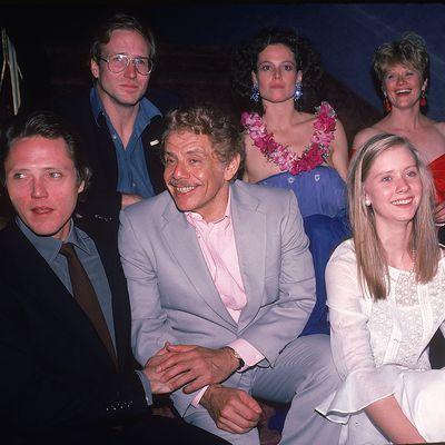 Christopher Walken, Jerry Stiller, Cynthia Nixon, William Hurt, Sigourney Weaver and Judith Ivey: 1984