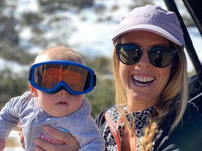 Torah Bright hit back at critics who slammed her impressive breastfeeding photo