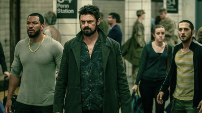 'The Boys' has an impressive cast with the likes of Karl Urban and Jack Quaid - to name a couple.
