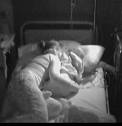 Davina Smith on daughter's sleep disorder