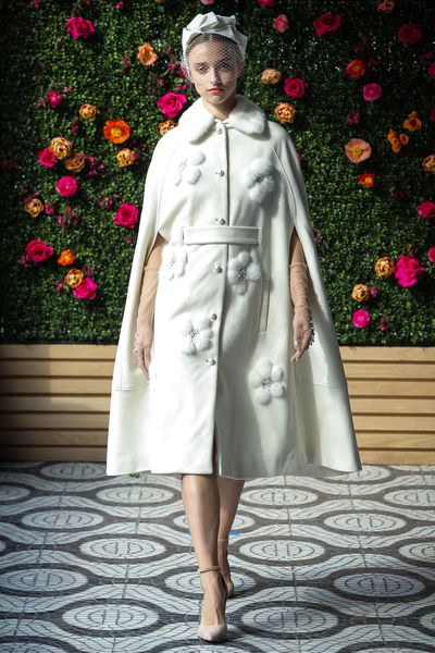 Lela Rose, New York Bridal Fashion Week, 2017