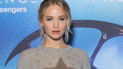 """<p>Oscar-winner Jennifer Lawrence is the latest Hollywood star to embrace the <a href=""""https://style.nine.com.au/2016/10/01/11/19/christian-dior-runway-ready-to-wear-2017-spring"""" target=""""_blank"""">latest Dior collection</a> by the house's new designer Maria Grazia Chiuri.<br /> Lawrence, 26, wore a star sweater and sheer skirt from Dior's spring/summer '17 show, which received mixed reviews in Paris at the end of September, at the Paris press call for her new film <em>Passengers </em>alsostarring Chris Pratt.<br /> In 2014 Lawrence extender her contract with the esteemed French fashion house Dior by three years for a reported $20 million, so it's not surprising to see the star of <em>Joy, American Hustle</em> and <em>Silver Linings Playbook </em>supporting her employer but other stars are also getting into Dior's more relaxed groove, since the departure of former designer Raf Simons to Calvin Klein.</p> <p></p>"""