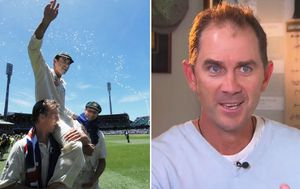 New Australian cricket coach Justin Langer talks to Matthew Pavlich about ball-tampering and the power of the dressing room