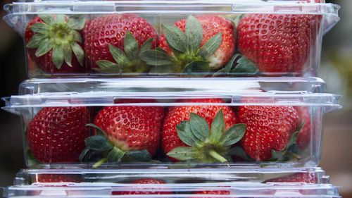Six brands of strawberries have been affected by the contamination incidents across Australia, as the industry is being significantly threatened.