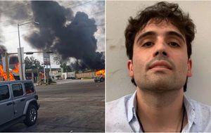El Chapo's son involved in police shootout