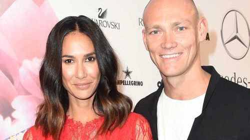 Michael Klim and wife Lindy separate