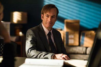 Bob Odenkirk as Saul Goodman in Better Call Saul