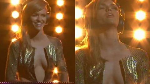 Watch: Ruby Rose's boobs steal the show at the ARIAs, left boob gets its own Twitter page