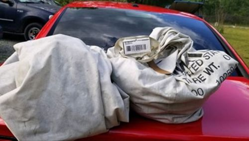 Couple finds $1.5m in bags thought to be rubbish