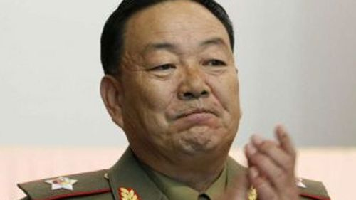 North Korea 'killed defence minister for nodding off'