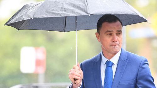 Pop star Shannon Noll has pleaded guilty to drug possession in court