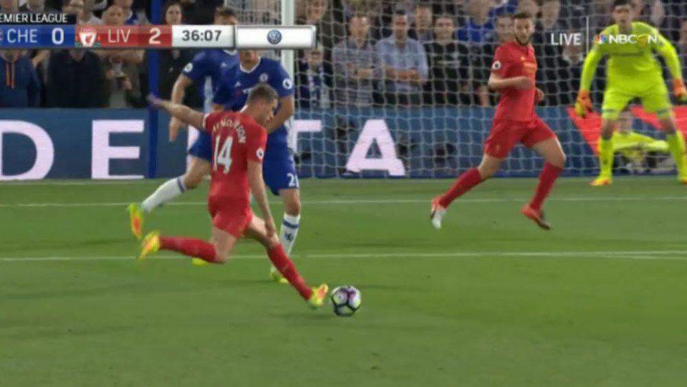 Henderson screamer echoes Gerrard