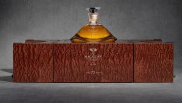 A whiskey enthusiast from Sydney has snapped up a rare bottle for $150,000.