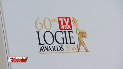 'A Current Affair' discovers secret warehouse full of Logies treasure