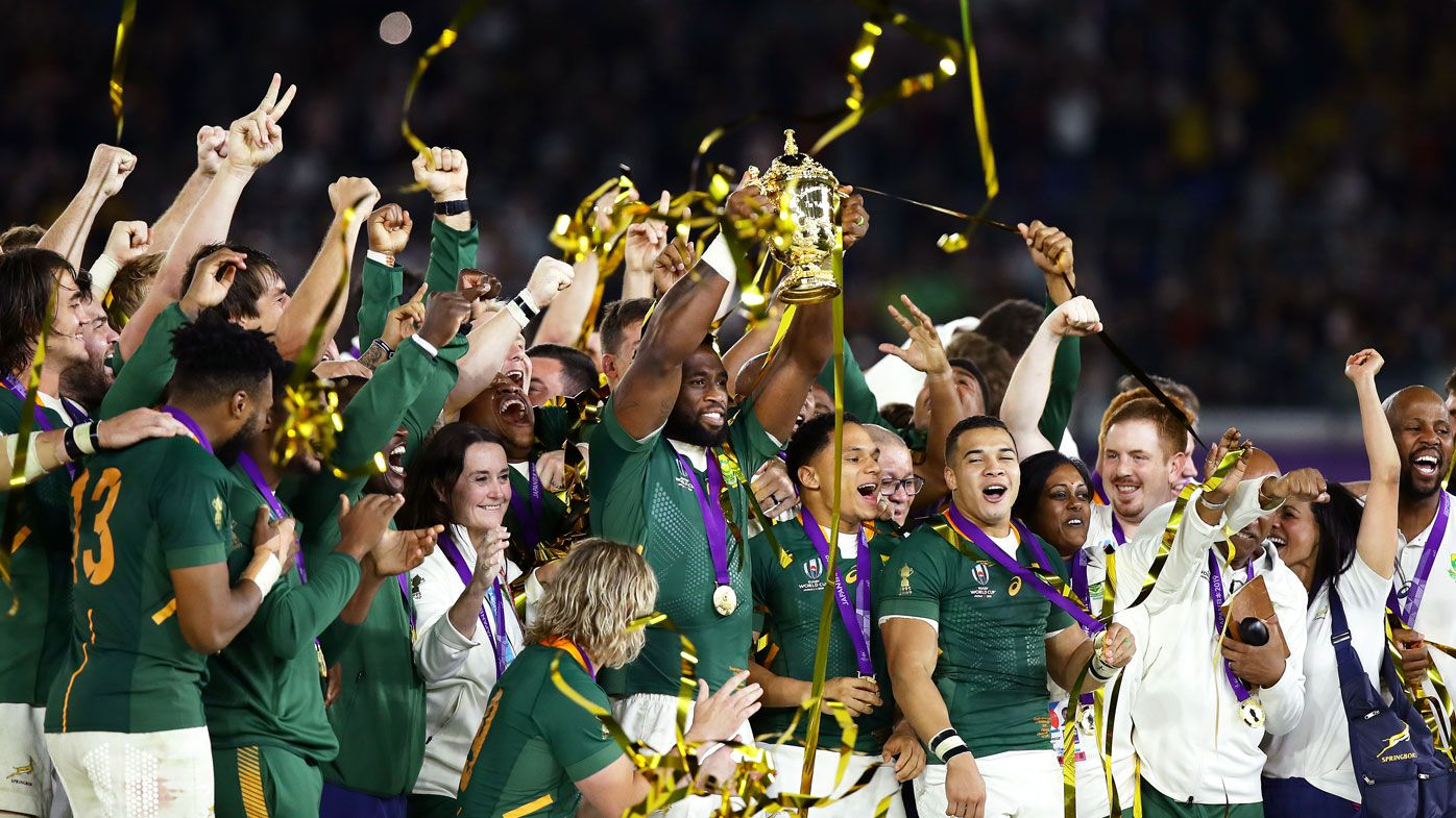 Rugby Heaven: Former Wallabies rubbish idea of holding World Cups every two years