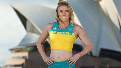 <strong>Sally Pearson</strong>