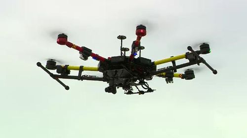 Drones are helping firefighters battle destructive blazes.