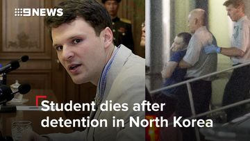 US student dies after detention in North Korea