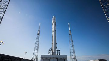 Successful barge landing 'not expected' for tomorrow's SpaceX launch
