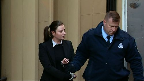 Harriet Wran arrest charges drugs NSW Central Coast