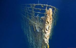 Plans to extract historic treasure from Titanic shipwreck