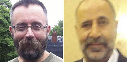 The victims have been identified as Selim Esen, Skandaraj Navaratnam, Andrew Kinsman, Majeed Kayhan, Dean Lisowick, Soroush Mahmudi, Abdulbasir Faizi and Kirushna Kumar Kanagaratnam.